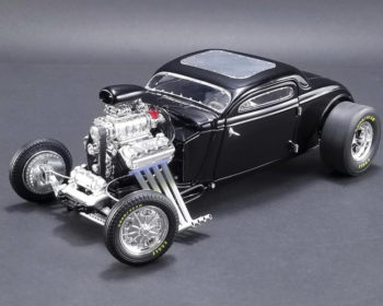 Acme 18900 Outlaw 1934 Blown Altered 1:18 Black