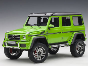 AUTOart 76315 Mercedes Benz G 500 4x4 2 1:18 Alien Green