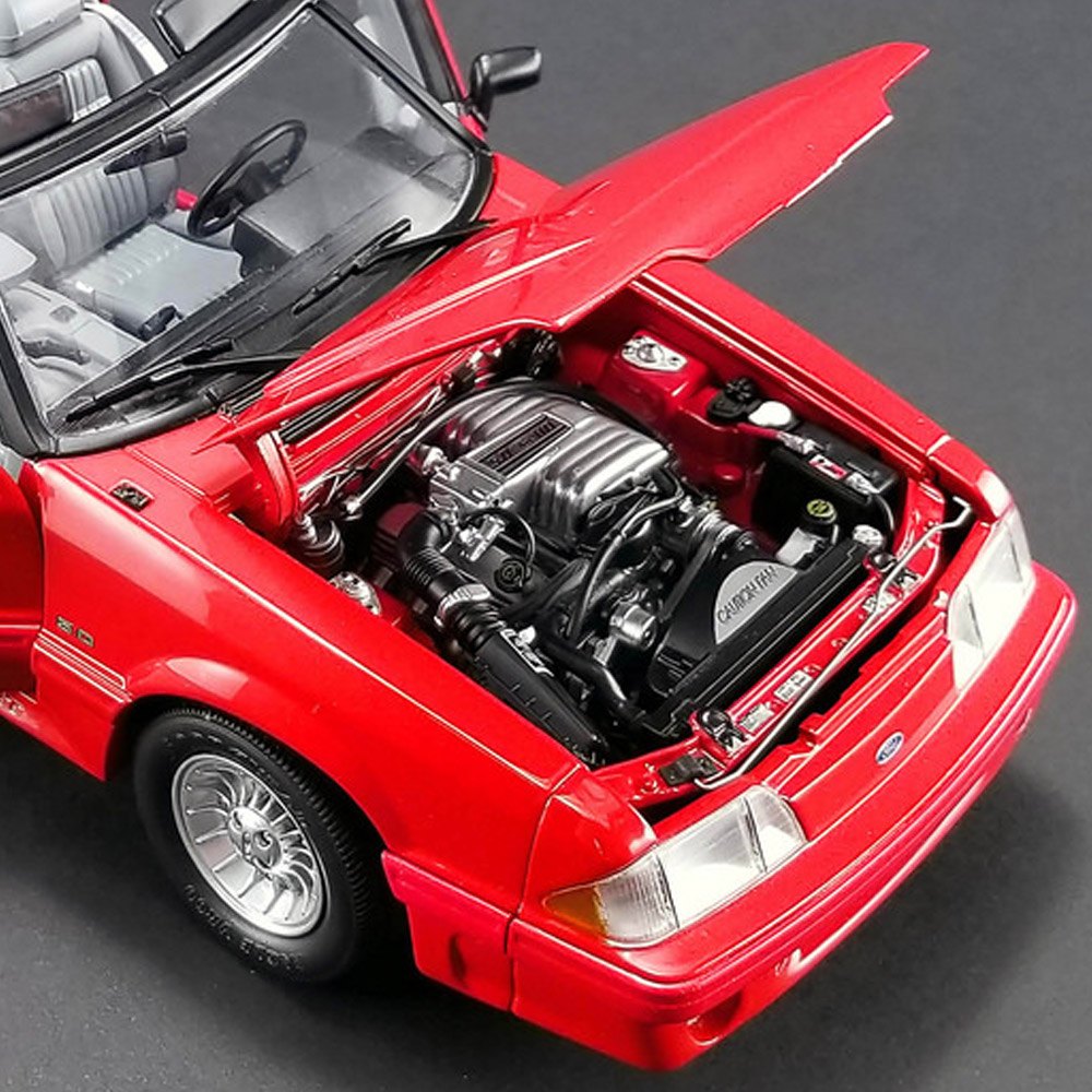 Gmp 18904 Married With Children 1988 Ford Mustang 5.0