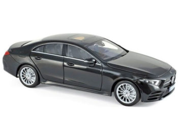 Norev 183592 2018 Mercedes Benz CLS Class 1:18 Black