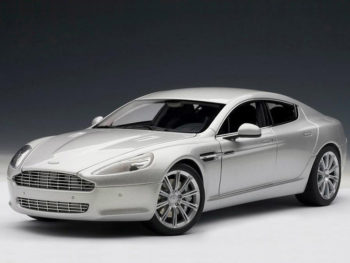 AUTOart 70217 Aston Martin Rapide 1:18 Silver