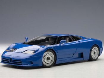 AUTOart 70976 Bugatti EB110 GT 1:18 Blue
