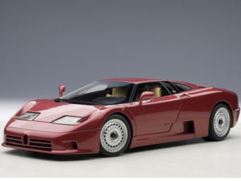 AUTOart 70977 Bugatti EB110 GT 1:18 Dark Red