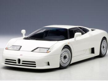 AUTOart 70978 Bugatti EB110 GT 1:18 White