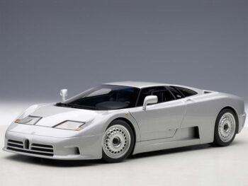 AUTOart 70979 Bugatti EB110 GT 1:18 Silver