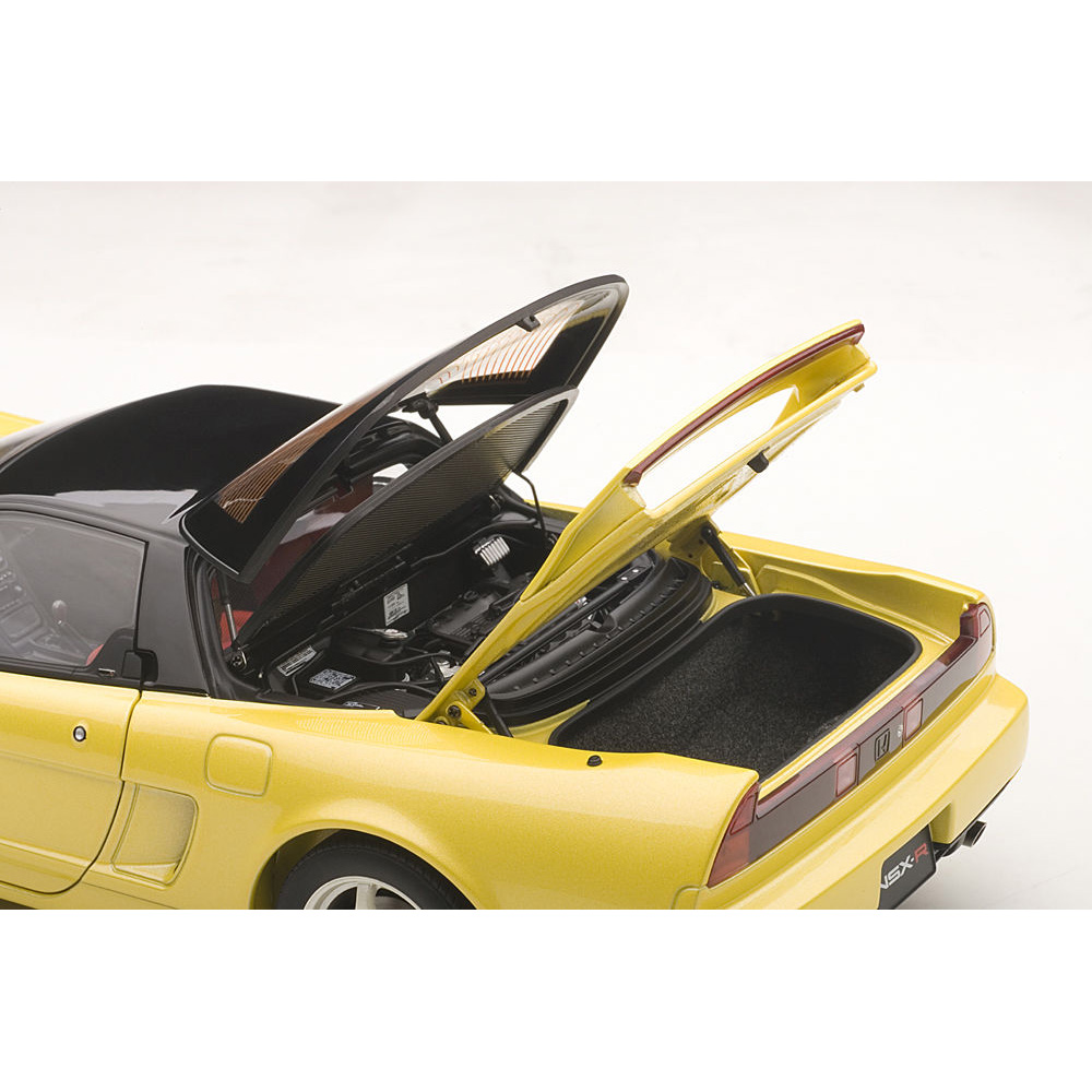 AUTOart 73297 1992 Honda NSX Type R 1:18 Yellow » BT Diecast