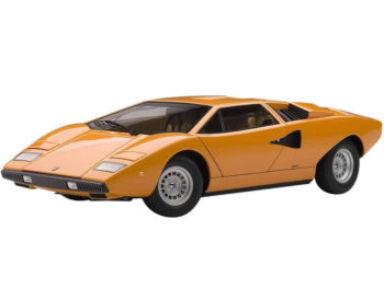 AUTOart 74647 Lamborghini Countach LP400 1:18 Orange