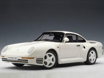 AUTOart 78083 Porsche 959 1:18 White