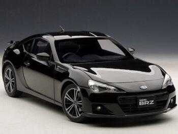 AUTOart 78692 Subaru BR-Z 1:18 Black