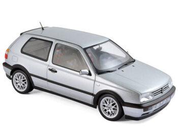 Norev 188419 1996 Volkswagen Golf GTi 20th Anniversary 1:18 Silver