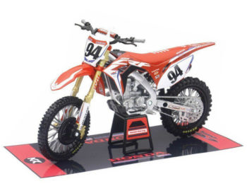 New Ray 57923 Team Honda HRC CRF 450R 1:12 #94 Ken Roczen