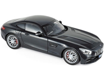 Norev 183497 2018 Mercedes Benz AMG GT S 1:18 Metallic Black
