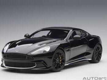 AUTOart 70271 2017 Aston Martin Vanquish S 1:18 Onyx Black