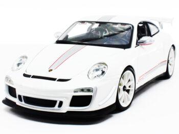 Bburago 18-11036 Porsche 911 997 GT3 RS 4.0 1:18 White