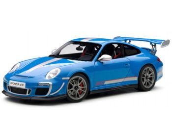 Bburago 18-11036 Porsche 911 997 GT3 RS 4.0 1:18 Blue