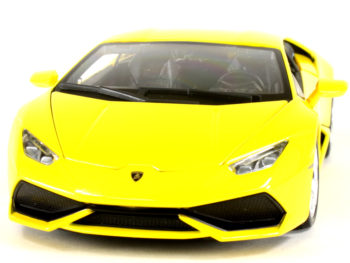 Bburago 18-11038 Lamborghini Huracan LP 610-4 1:18 Yellow