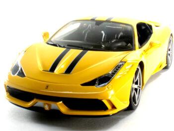 Bburago 18-16002 Ferrari 458 Speciale 1:18 Yellow