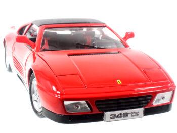 Bburago 18-16006 Ferrari 348 TS 1:18 Red