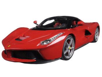 Bburago 18-16901 Signature Series Ferrari LeFerrari F70 1:18 Matte Black