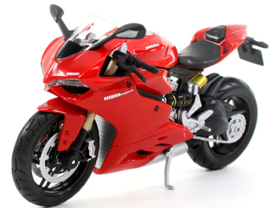 Maisto 20-11108 Ducati 1199 Panigle 1:12 Red