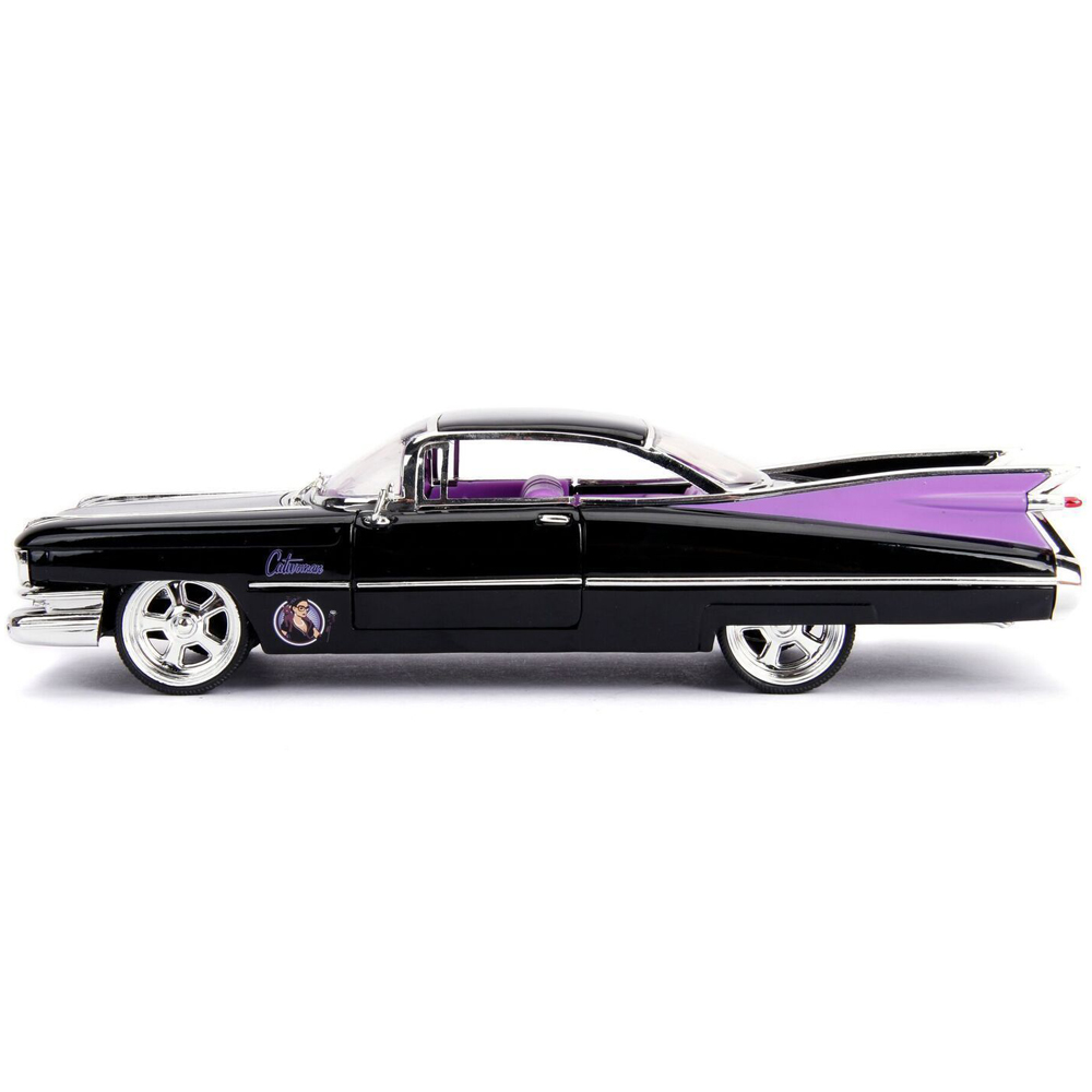Jada 30458 DC 1959 Cadillac Coupe Deville 1:24 With