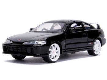 Jada 30930 JDM Tuners 1995 Honda Integra Type R 1:24 Glossy Black