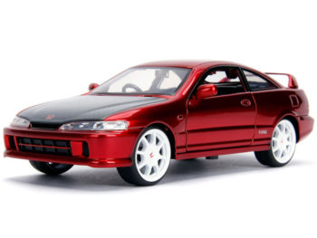 Jada 30932 JDM Tuners 1995 Honda Integra Type R 1:24 Candy Red
