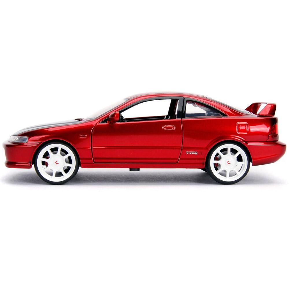 Jada 30932 JDM Tuners 1995 Honda Integra Type R 1:24 Candy