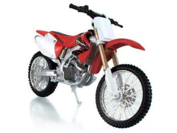 Maisto 31104 Honda CRF 450R 1:12 Red