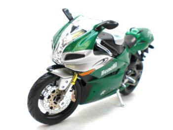 Maisto 31156 Benelli Tornado TRE 1130 1:12 Green