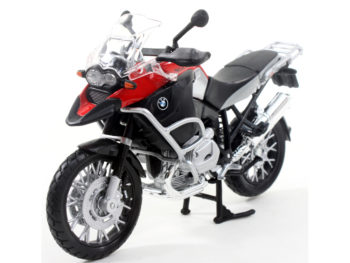 Maisto 31157 Bmw R1200 GS 1:12 Black Red