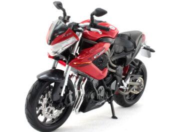 Maisto 31195 Benelli Tornado Naked TRE R160 1:12 Black Red