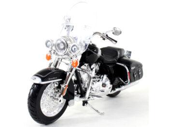 Maisto 32322 Harley Davidson 2013 FLHTK Road King Classic 1:12 Black