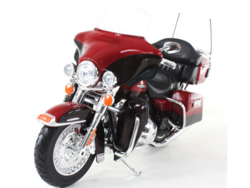 Maisto 32323 Harley Davidson 2013 FLHTK Electra Glide Ultra Limited 1:12 Red