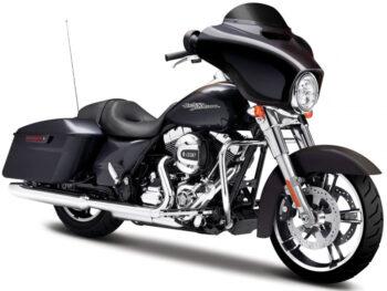 Maisto 32328 Harley Davidson 2015 Street Glide Special 1:12 Black
