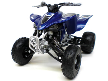 New Ray 42833 AS 2008 Yamaha YFZ 450 ATV 1:12 Blue