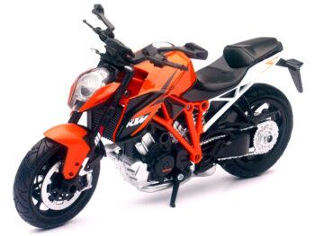 New Ray 57653 Ktm 1290 Super Duke R 1:12 Orange