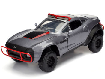 Jada 98297 Fast & Furious 8 Letty's Rally Fighter 1:24 Grey