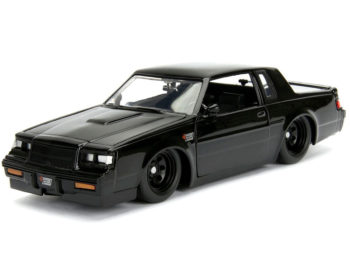 Jada 99539 Fast & Furious Dom's Buick Grand National 1:24 Black