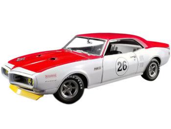 Acme A1805210 1968 Pontiac Firebird T/A #26 1:18 Jerry Titus
