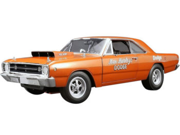 Acme A1806401 Max Hurley's 1968 Dodge Dart Hemi 1:18 Orange