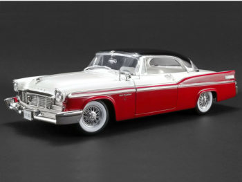 Acme A1809001 1956 Chrysler New Yorker St. Regis 1:18 Red