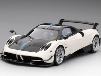 Top Speed TS0099 Pagani Huayra BC Geneva International Motor Show 2016 1:18 Limited Edition 999 White