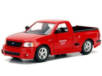 Jada 99574 Fast & Furious Brian's Ford F-150 SVT Lightning Truck 1:24 Red