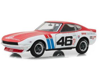 Greenlight 18301 Tokyo Torque 1970 Datsun 240Z BRE #46 1:24 John Morton