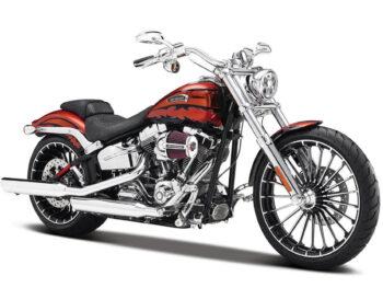 Maisto 32327 Harley Davidson 2014 CVO Breakout 1:12 Copper