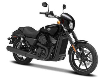 Maisto 32333 Harley Davidson 2015 Street 750 1:12 Black
