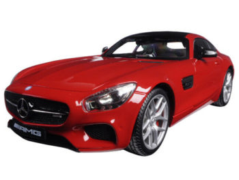 Maisto 38131 Exclusive Edition Mercedes Benz AMG GT 1:18 Red