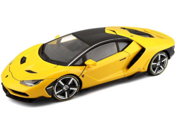 Maisto 38136 Exclusive Edition Lamborghini Centenario 1:18 Yellow