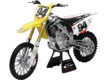 New Ray 49523 RCH Suzuki RM-Z 450 1:6 #94 Ken Roczen Yellow
